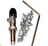 Регулятор тяги для котла ICMA art147 (Италия), фото 5