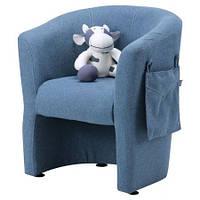 Кресло детское Капризулька Джинс (AMF-ТМ) Сидней-27
