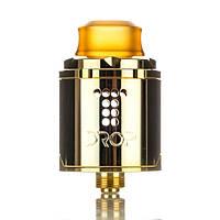 Дрип-атомайзер Digiflavor Drop Solo RDA Gold (am170-hbr)