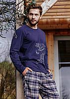 Пижама мужская / Домашний комплект Key MNS 044, XL, фото 1
