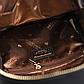 Женская Сумка Круглая Через Плечо Weichen (LW-968-24) Черная, фото 5