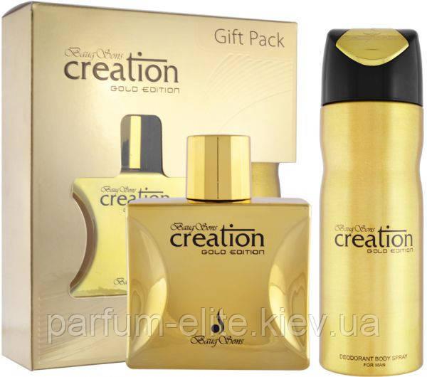 Женская восточная парфюмированная вода Baug Sons Creation Gold Edition 100ml