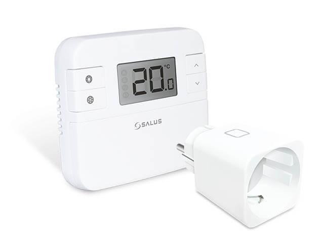 Электронный термостат Salus RT310SPE