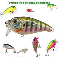 Воблер Strike Pro Chubby Crank 58F
