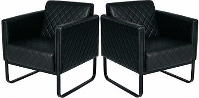 Кресло Амиго черное - картинка