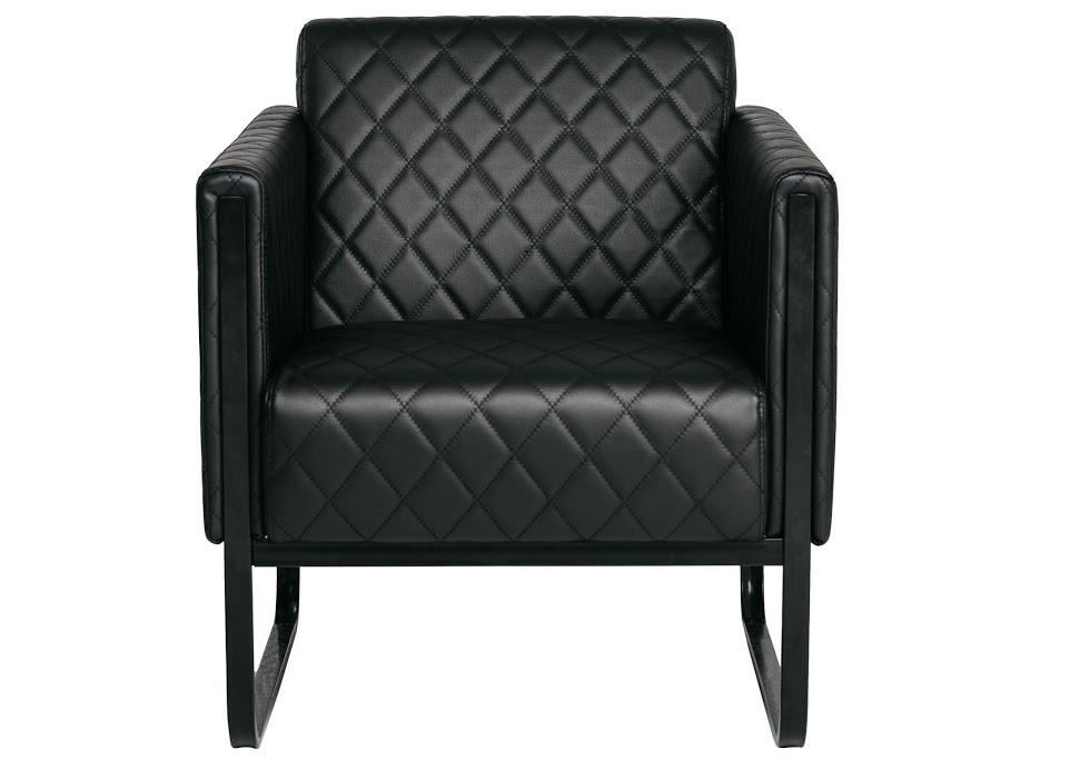 Кресло Амиго черное Rich
