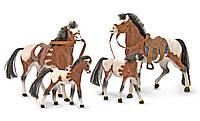 Игровой набор Семья лошадей Melissa&Doug (MD2238), фото 1