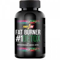 Жиросжигатель Fat Burner №1 DETOX Power Pro (90 капсул)