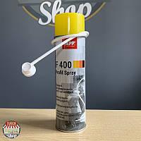Средство для защиты закрытых профилей кузова (мовиль) APP F400 Profil, 400 мл Аэрозоль