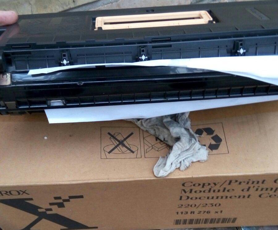 Принт картридж Xerox DC 440 / 432 / 425 / 340 / 332 113R00307 013R90125 б/у , без тонера
