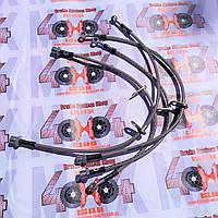 Комплект армированных тормозных шлангов Goodridge TTY7000-4PCF (4 шт.) Toyota Camry V70 4шт., фото 1