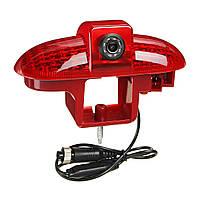 Автомобиль LED High Mount Stop Лампа 3RD Стоп-сигнал с задним видом камера для Renault Trafic 2001-2014 European Тип - 1TopShop