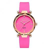 Силиконовые часы Geneva  7449550-2 (40086)