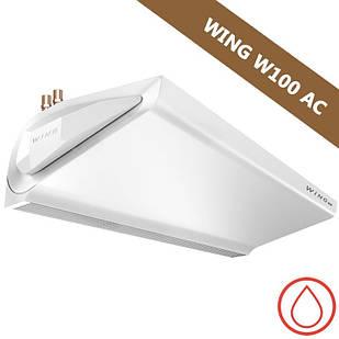 Wing W100 - Тепловая завеса с водяным теплообменником