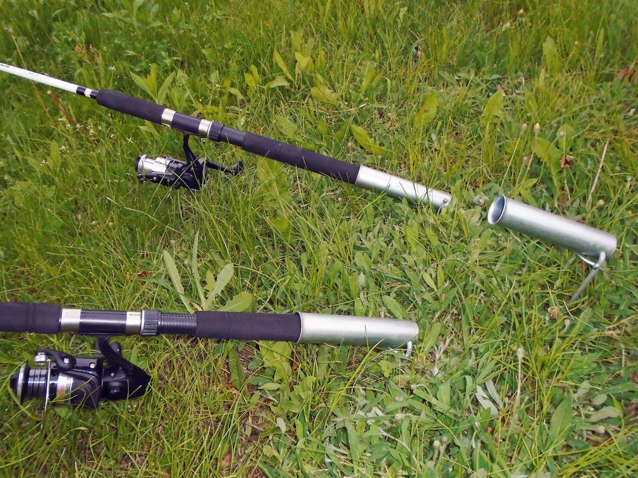Держатель спиннинга/удилища Fishing Compact