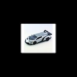 Автомобиль радиоуправляемый - LAMBORGHINI VENENO, голубой, 1:16, LC258060-8