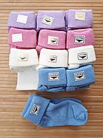 """Носочки для новорожденных.""""Lycra-0 """" Цветные. Турция. Оптом"""