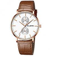 Чоловічі годинники Cuena elite 7895955-3 код (42007)