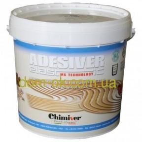 Клей Adesiver Elastic (аналог Bоna p850)