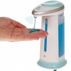 Сенсорный дозатор для мыла, мыльница Soap magic диспенсер 300 мл A-PLUS