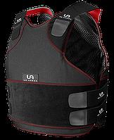 Жилет U.S.Armor XP Long (L) Black + металлические пластины