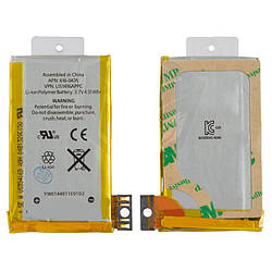 Аккумулятор (батарея, АКБ) для iPhone 3G, Li-ion, 3,7 В, 1220 мАч, #616-0428/616-0433, оригинал