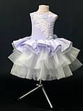 Пышные детские платья Бетти  на 4-5, 6-7 лет, фото 2
