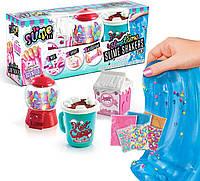 Набор 3 ароматных слайма с добавками. Canal Toys USA So SlimeSlime'licious. Оригинал из США, фото 1
