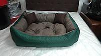 Диван лежанка Premium для больших собак всех  100 х 80 см.Лежанка,Лежаки,лежак,лежак для кошки,лежак, фото 8