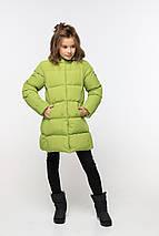 Детское зимнее пальто на девочку Микель 2, фото 3
