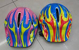 Защита детская для роликов, шлем, 2 вида, CL1743