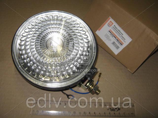 Фара МТЗ рабочая галогенная лампа в пластмассовом корпусе ФПГ-100
