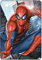 "Детские плед с принтом ""Spiderman"",  Италия"