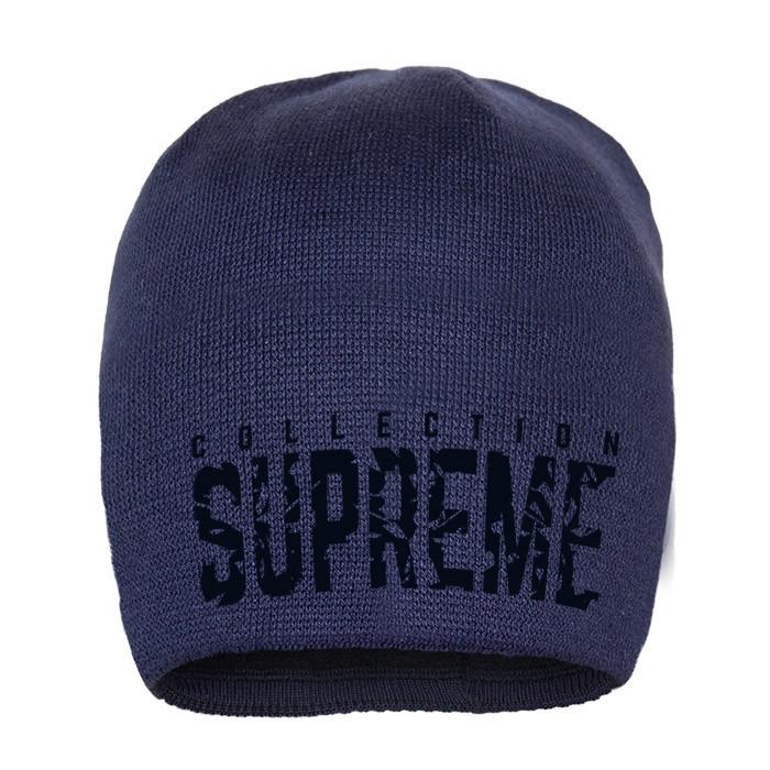 Вязаная шапка для мальчика р-р 54,56