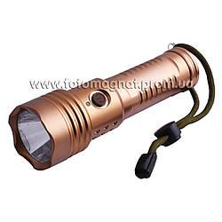 Фонарь Small Sun T60- XML T6, ак.26650, USB power bank(аккумуляторный светодиодный фонарь)