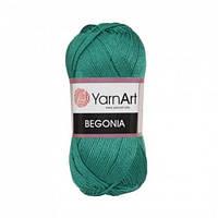 Yarn Art Begonia Изумруд №6334