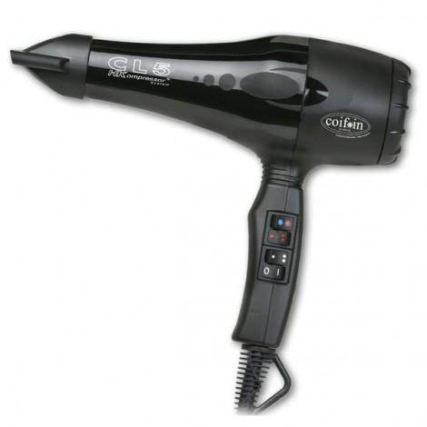 Фен профессиональный для сушки и укладки волос Coif*in CL5H