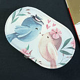 "Шкатулка для украшений ""Love"" (22.5*14*6,5 см) кожзам, фото 2"