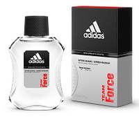 Adidas Team Force лосьон после бритья, 100 мл