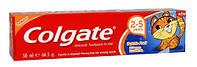 Colgate зубная паста детская (2-5 лет), 50 мл
