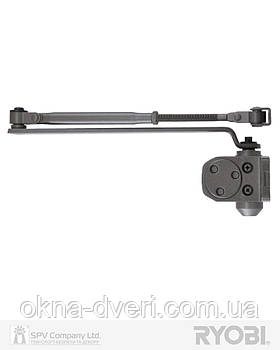 Доводчик для дверей накладной RYOBI 9900 9903 SILVER BRONZ STD ARM EN 2/3 до 65 кг 965 мм