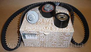 Комплект ремня ГРМ на Рено Scenic II 1.6i 16V, 1.4i 16V / Renault (Original) 130C17529R