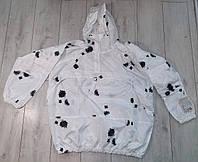 Зимний маскировочный костюм, маскхалат берёзка зима., фото 1