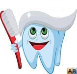 Зубная паста, ополаскиватель для полости рта