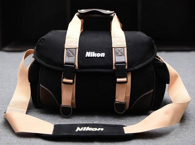 Фото сумка Nikon, противоударная, большая ( код: IBF003B )