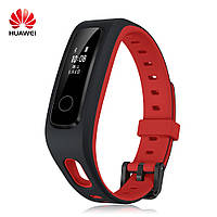 Фитнес-браслет HUAWEI Honor 4 Band Running Умный браслет для бега Black Red Оригинал!! Гарантия!!