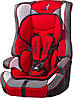 Детское автокресло Caretero Vivo 1-2-3 Red (от 9 до 36 кг)