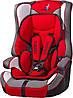 Дитяче автокрісло Caretero Vivo 1-2-3 Red (від 9 до 36 кг)