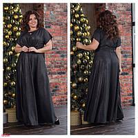 Платье женское , ткань версаче №55358 в  пол ,вечернее,размеры 50,52,54,56