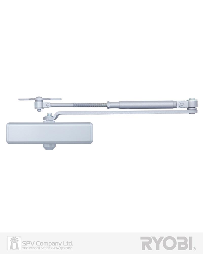 Доводчики для дверей RYOBI *8800 8853 SILVER UNIV_ARM EN_2/3 65кг 965мм